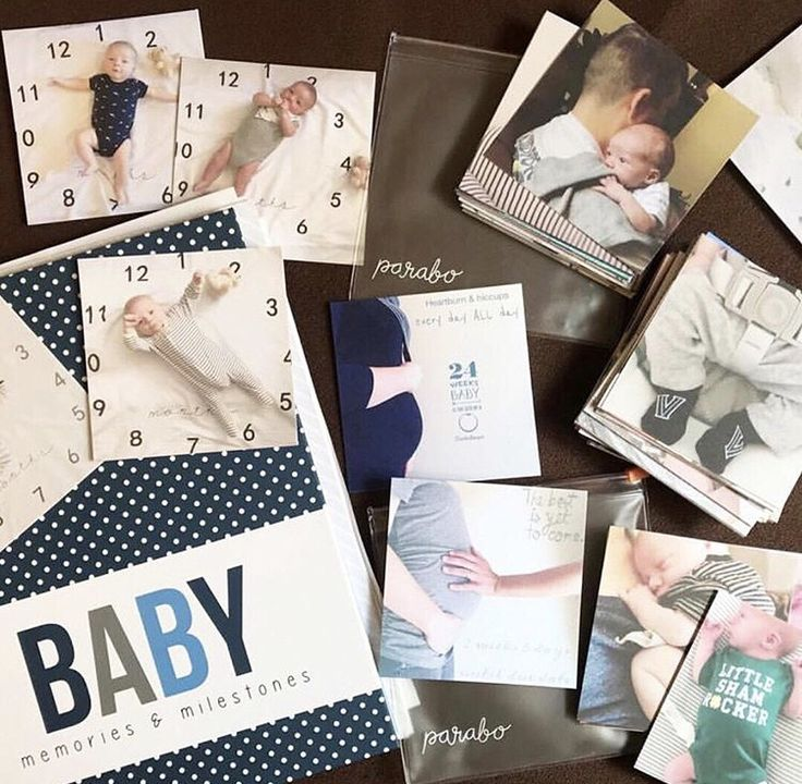 Modern baby book | Classic Dots Baby Memory Book – Polka Dot Print Shop   – Polka Dot Print Shop