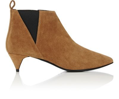 PIERRE HARDY Suede Ankle Boots. #pierrehardy #shoes #boots