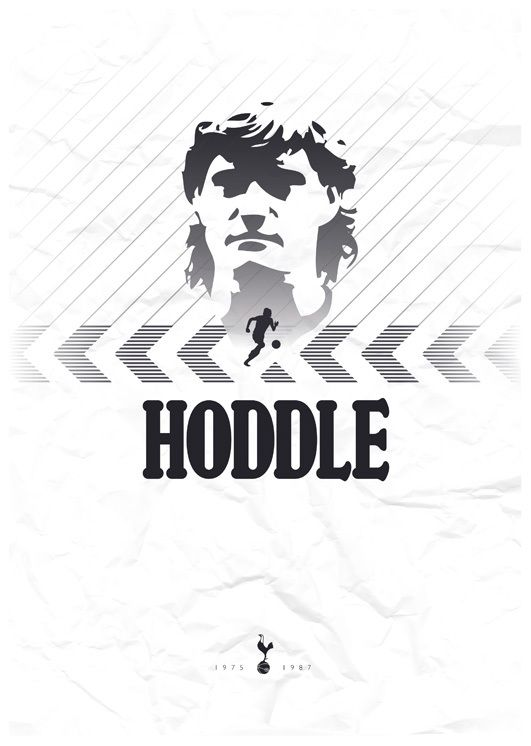 Heroes by Richard Debenham, via Behance - #Tottenham Hotspur #Quiz  #Spurs