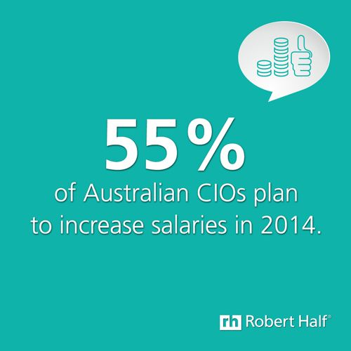 For more insights into #technology #salary and #hiring trends, visit our Salary Centre at http://www.roberthalf.com.au/technology-salary-guide