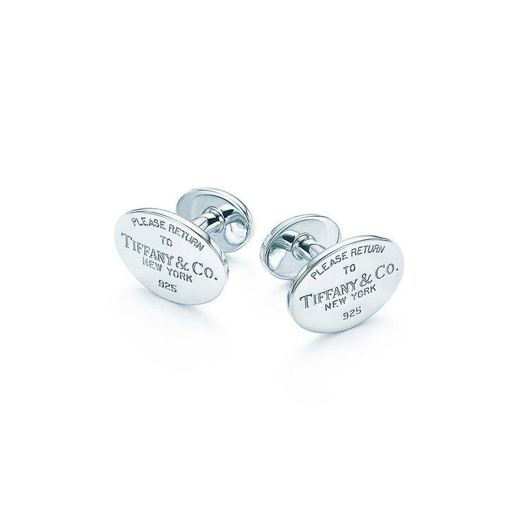 Return to Tiffany™:Cuff Links