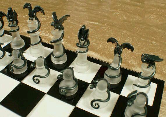 Dragon Chess Set