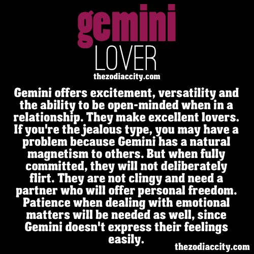 This is my sign, but I'm clearly not like this, right honey?...Honey?