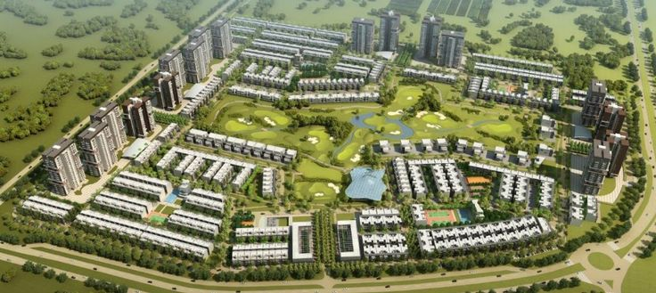 #GodrejGolfLinksVillas is one of the great home for your dream home apartments