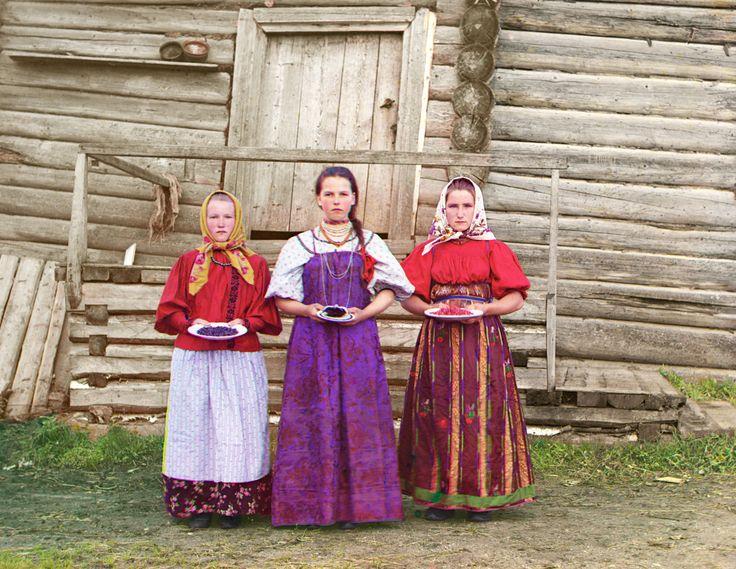 SME.sk | Pozrite si staré Rusko na unikátnych farebných fotografiách (1905 - 1915)