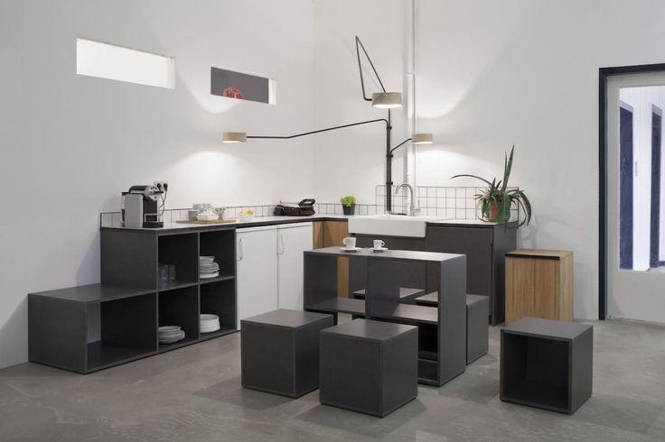 interior design by richter/lutze /// lightinstallation by brennholz & peschke