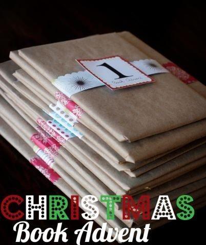 Twist on the Advent Calendar: A Book a Day