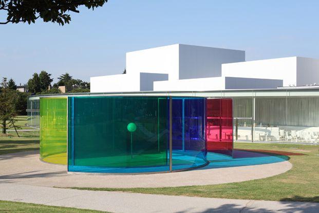 21st Century Museum of Contemporary Art, Kanazawa (金沢21世紀美術館) http://www.kanazawa21.jp/