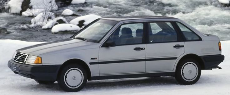 Original Volvo 440