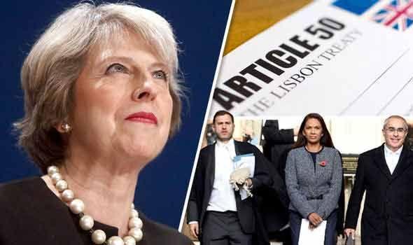 Theresa May încearcă să răstoarne decizia Înaltei Curți de la Londra în privința Brexitului