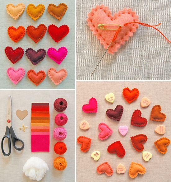 I like a lot of these cute ideas! Might have to try some of them for my classes next Valentine's Day.