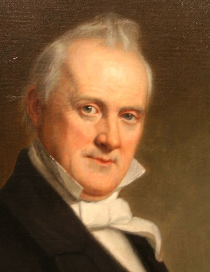 """James Buchanan was rumored to be gay. Alabama Senator William Rufus King roomed together for more than 10 years. Andrew Jackson referred to King and Buchanan as """"Miss Nancy and Aunt Fancy."""" After King departed for France in 1844, Buchanan wrote to a friend, """"I am now 'solitary and alone,' having no companion in the house with me. I have gone a wooing several gentlemen, but have not succeeded with any one of them."""" Novelist Nathaniel Hawthorne said that Buchanan """"takes his wine like a true…"""