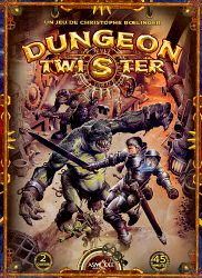 Dungeon Twister, the game I take seriously by Christophe Boelinger