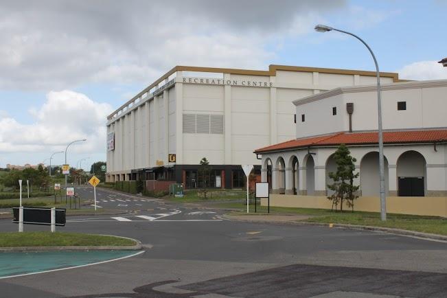 Massey University Recreation Centre