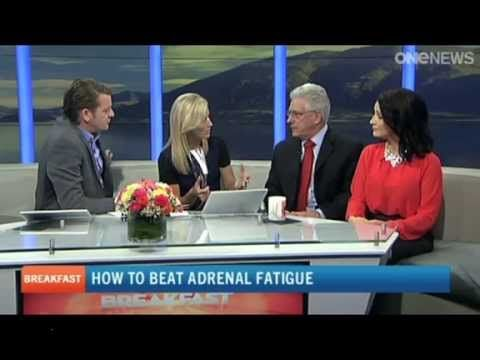 Renowned Natural Medicine Expert and Adrenal Fatigue expert Dr James Wilson talking about Adrenal Fatigue.