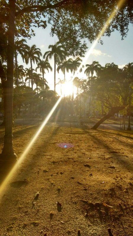 Praça da República em Recife, PE