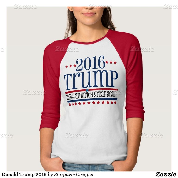 Donald Trump 2016 T Shirt