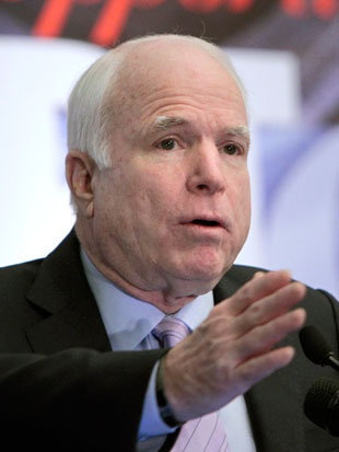 McCain Calls for US led airstrikes in Syria. The future is so unstable. eeek