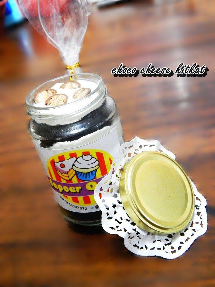 Dapoer Queen: Choco Cheese KitKat