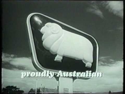 Golden Fleece petrol: Ernie Bourne - TV commercial (1969)