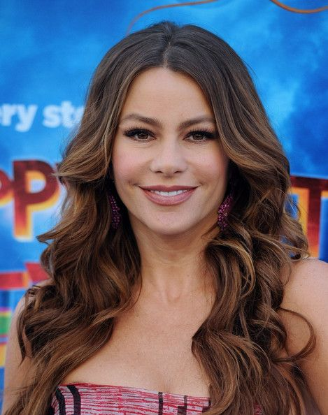 Caramel highlights with dark brown hair http://pinterest.com/NiceHairstyles/hairstyles/