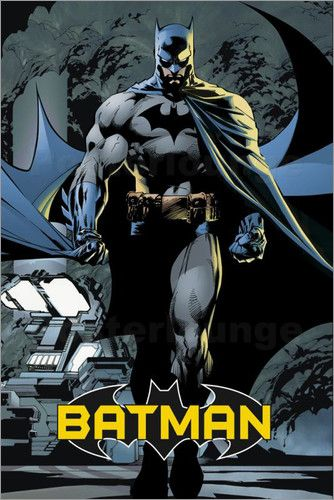 batman comic | Batman Classic - Comic Pictures: Posters at Posterlounge.co.uk