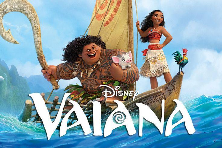 Vaiana - Disney doet het opnieuw. Review over Vaiana van Walt Disney. https://mamaabc.be/vaiana-disney/