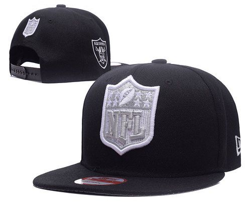A1652 NFL Oakland Raiders Snapback Hats NFL Team Shield|only US$6.00 - follow me to pick up couopons.