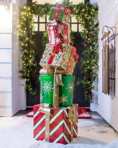 Show Off Your Playful Holiday Spirit And Display On The