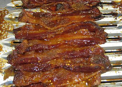 Crack Bacon. YUM!