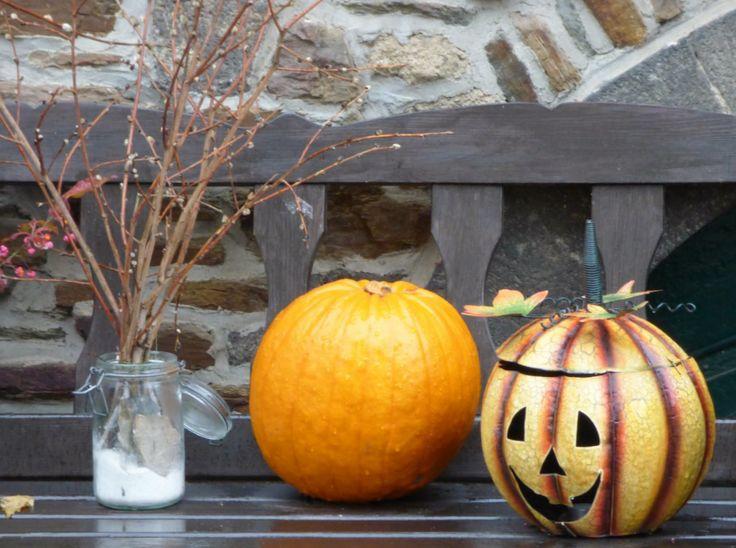 Herbstdeko, Monreal - Foto: S. Hopp