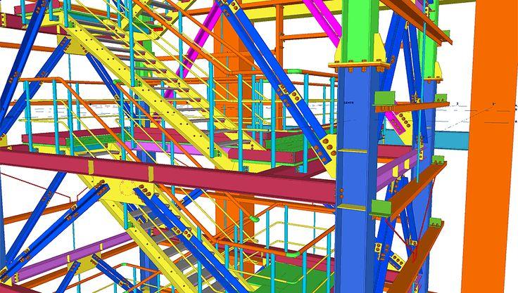 Проектирование лестниц – разработка КМД