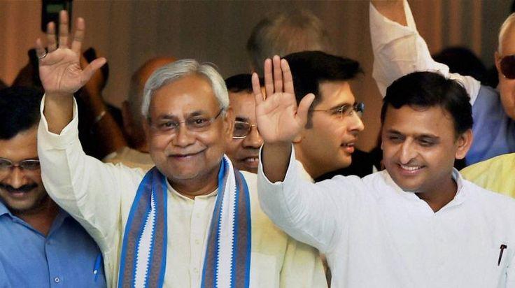 Ban Alcohol To Win UP Elections: Nitish Kumar Advises Akhilesh Yadav