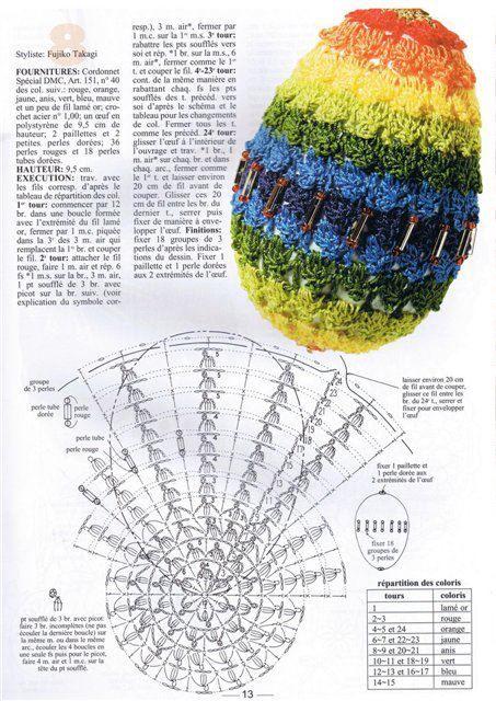 (2) Crochet patrones