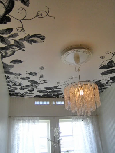 painted ceiling cool stuff pinterest