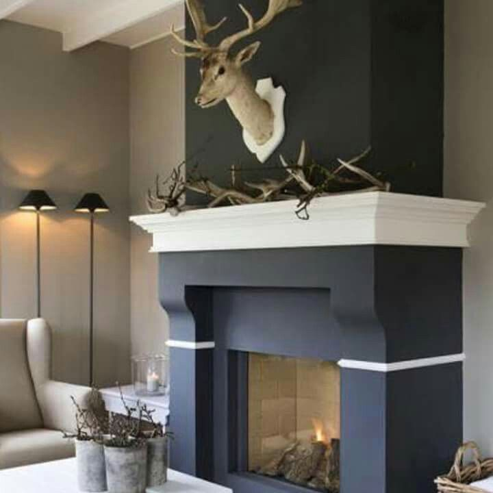 Shape of this fireplace