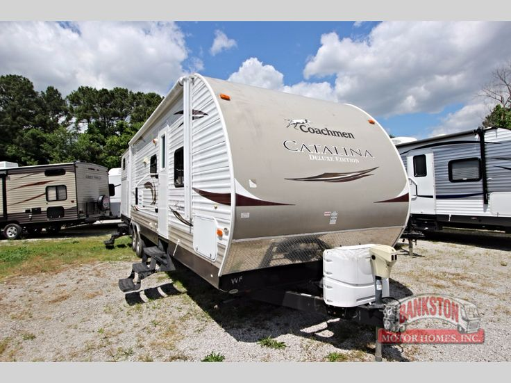Used 2012 Coachmen RV Catalina 32BHDS Travel Trailer at Bankston Motor Homes | Ardmore, TN | #205695