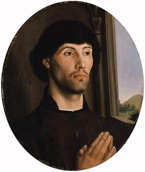 Portrait of a man, 1475.