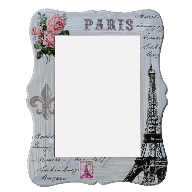 Καθρέφτης ορθογώνιος Eiffel  Τιμή: €36,00  http://www.lovedeco.gr/p.Kathreftis-orthogonios-Eiffel.785766.html