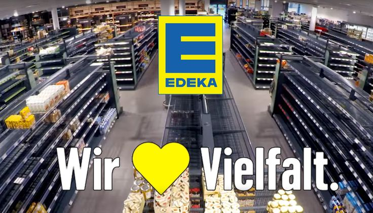 With  the  new  online  video  #Vielfalt  (diversity, variety), the EDEKA Group and its customers have shown their commitment to highlighting the importance of diversity in daily life.