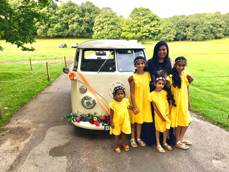 So you're thinking about hiring our split screen VW Wedding Camper, but still not sure? Take a look at what our previous customers have said about us.