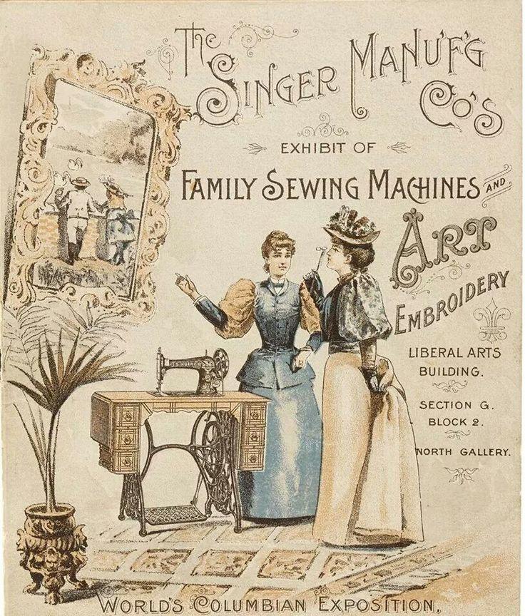 1893 Tredle Sewing machine still works