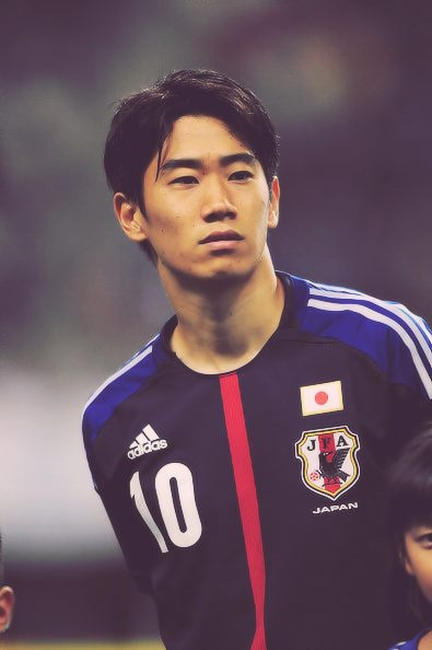 Shinji Kagawa for Japan :)