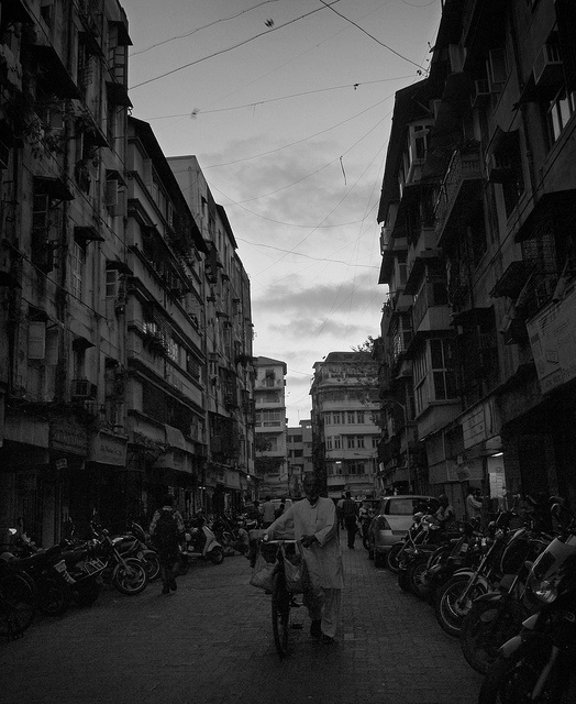 The Oldman in the Street by Arun Shah Masood, via Flickr