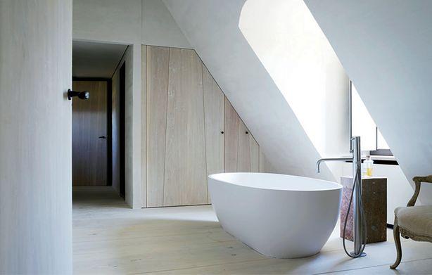 Badkamer In Slaapkamer Nadelen : Inspiratie voor een badkamer in de ...