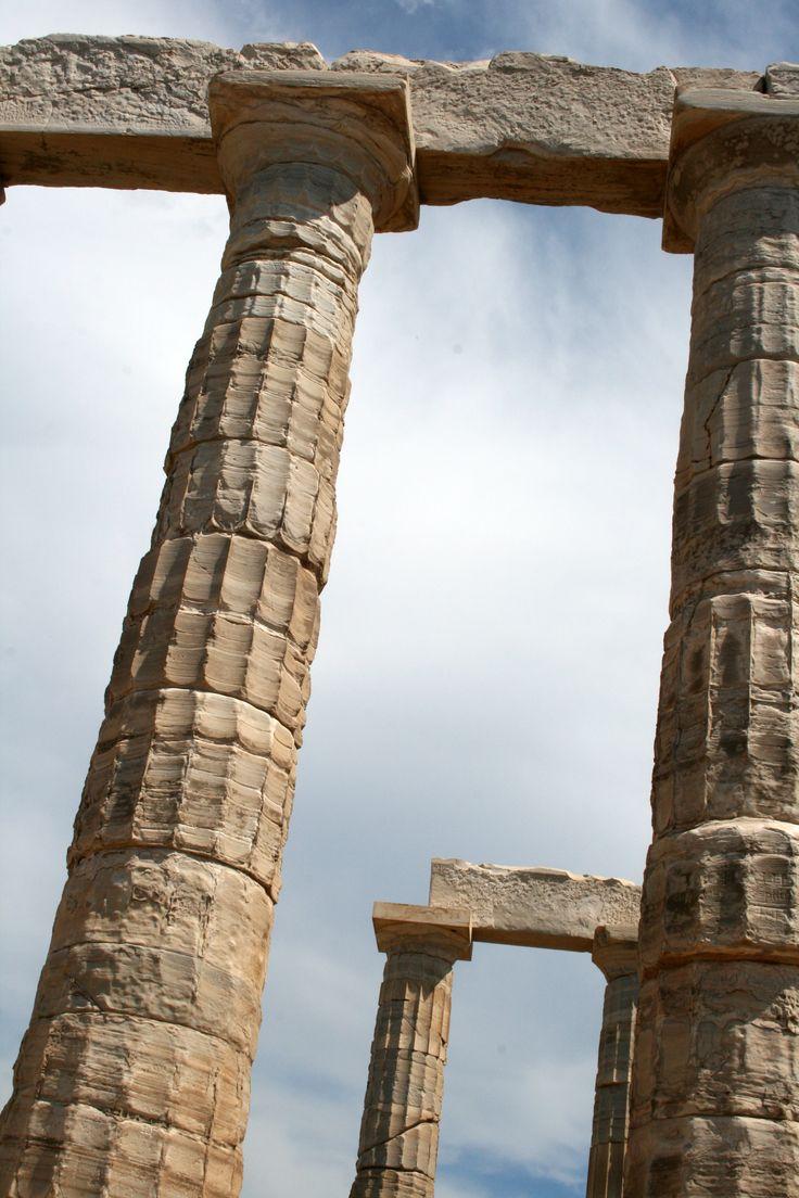 Poseidon's temple