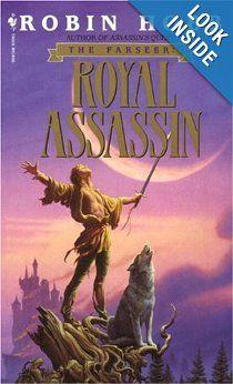 Royal Assassin (The Farseer Trilogy, Book 2): Robin Hobb
