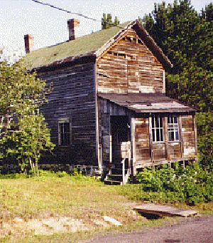 """Ghost Towns of the Keewenaw Peninsula. The Upper Peninsula of Michigan's """"Copper Country""""."""