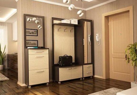 decorar recibidor muebles modernos