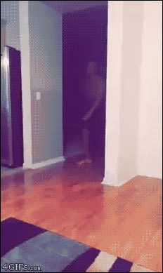 "Share this ""Dance fail headshot"" animated gif image with everyone. Gif4Share is best source of Funny GIFs, Cats GIFs, Dog GIFs to Share on social networks and chat."